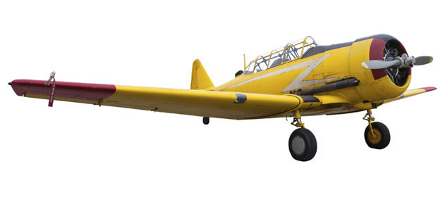 World War II Harvard Aircraft
